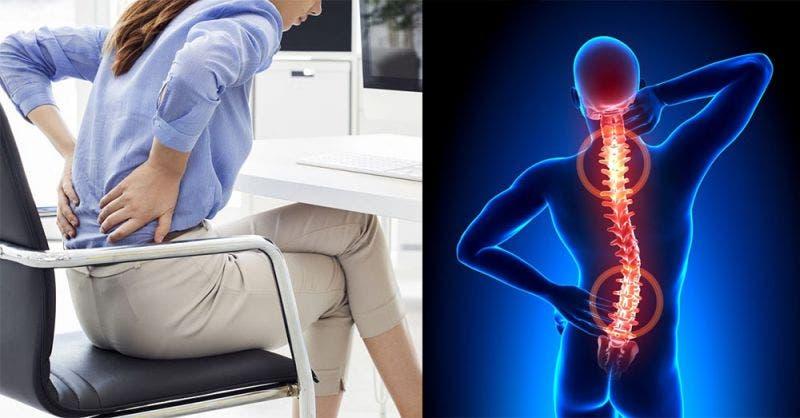 Ejercicios para corregir la postura mientras trabajas