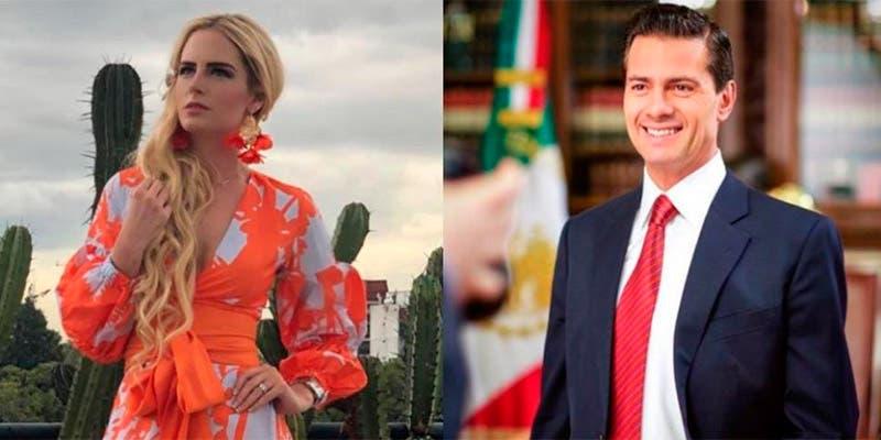 Peña Nieto disfrazado de hippie en cena romántica con Tania Ruiz
