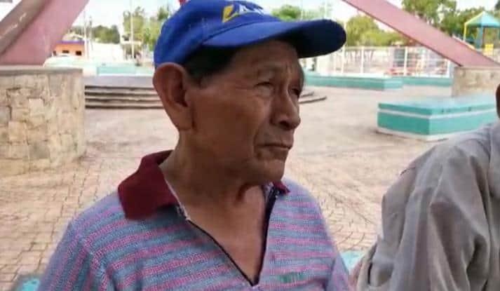 Felipe Caamal, es otro morelense que pide a los diputados que reconsideren leyes