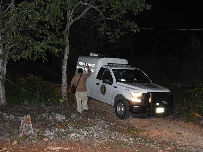 Muere apuñalado un hombre en Felipe Carrillo Puerto; el ataque comenzó tras una acalorada discusión que terminó en riña. Comenzó por una disputa pasional.