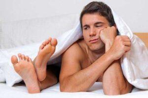 ¿Qué pasa cuando dejamos de tener relaciones íntimas?