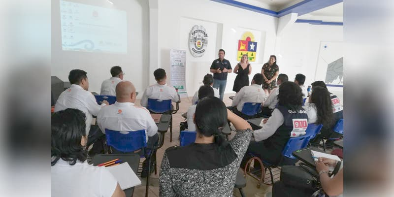 El IQM capacita a personal que atiende de primer contacto a mujeres víctimas de violencia de género