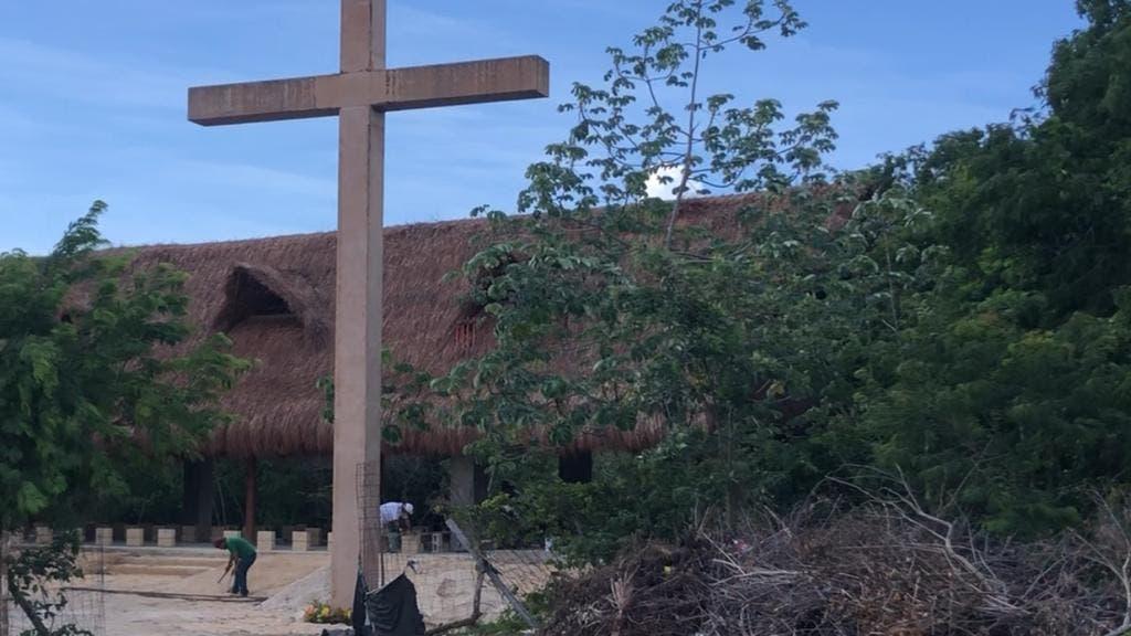 Iglesia ecologista en Playa del Carmen