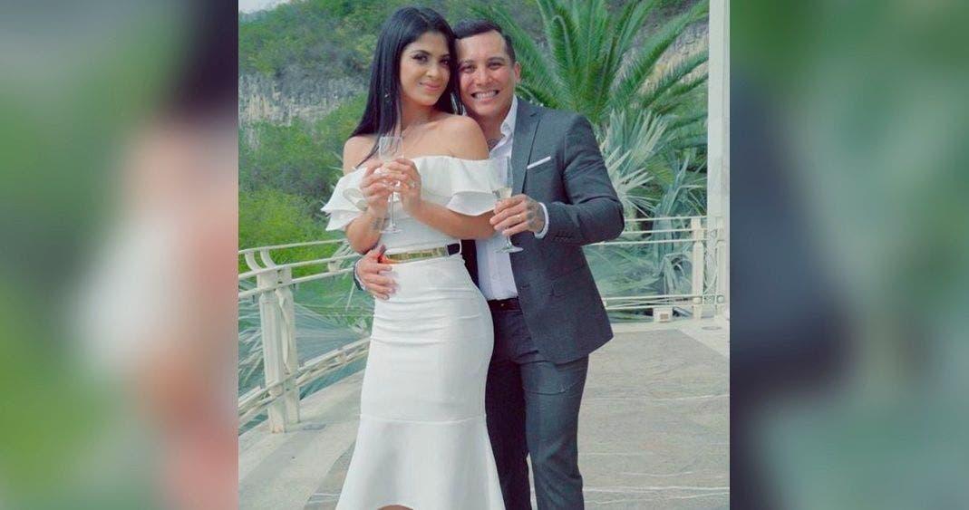 Kimberly Flores acepta infidelidad en cumpleaños de Edwin Luna