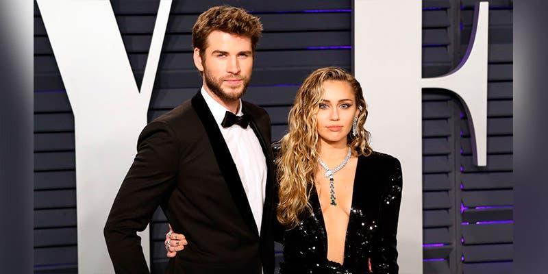 Liam Hemsworth así enfrenta su divorcio de Miley Cyrus