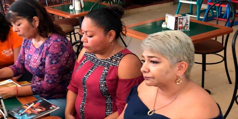 Madres de mujeres asesinadas en Playa del Carmen piden justicia