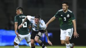 México vs Argentina: Cuándo y dónde ver el partido amistoso