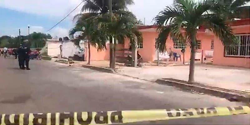 Mujer muere y un bebé recibe disparo en la cabeza tras ataque en Felipe C.