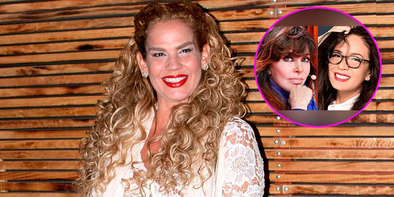Niurka confirma romance entre Verónica Castro y Yolanda Andrade