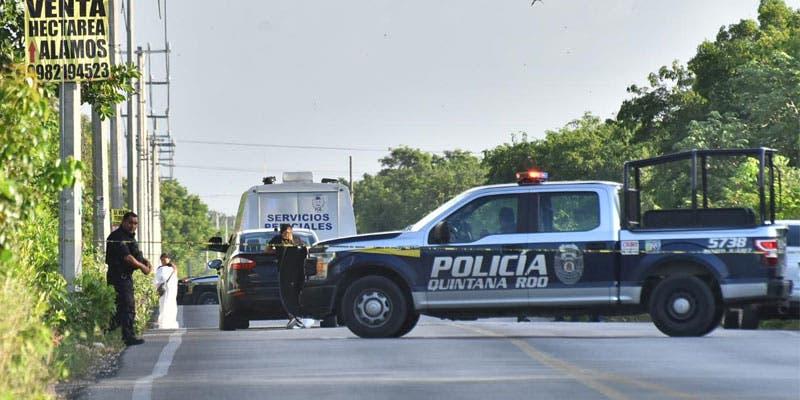 Hallan decapitado a policía desaparecido en Cancún.