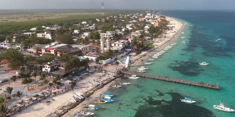 Asegura la Apiqroo que Puerto Morelos no recibirá cruceros.