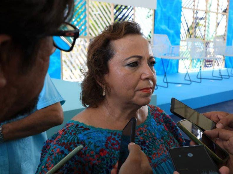 Asegura la Apiqroo que Puerto Morelos no recibirá cruceros; afirma Alicia Ricalde Magaña que solo se recibirán cargueros procedentes del Progreso, Yucatán.