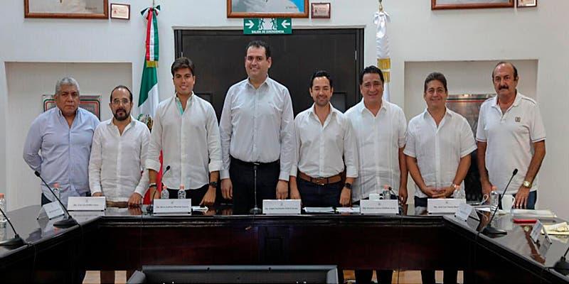Destraban trabajos legislativos de Quintana Roo