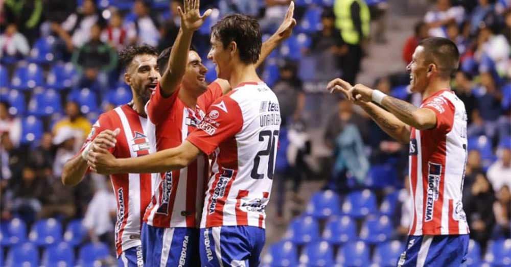 Liga MX: Puebla vs San Luis, una victoria más para el Atlético