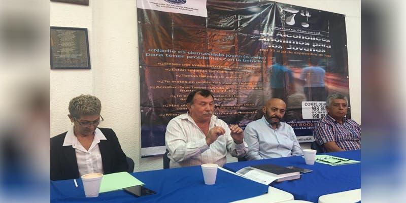 Quintana Roo entre los 10 primeros lugares que consumen más alcohol