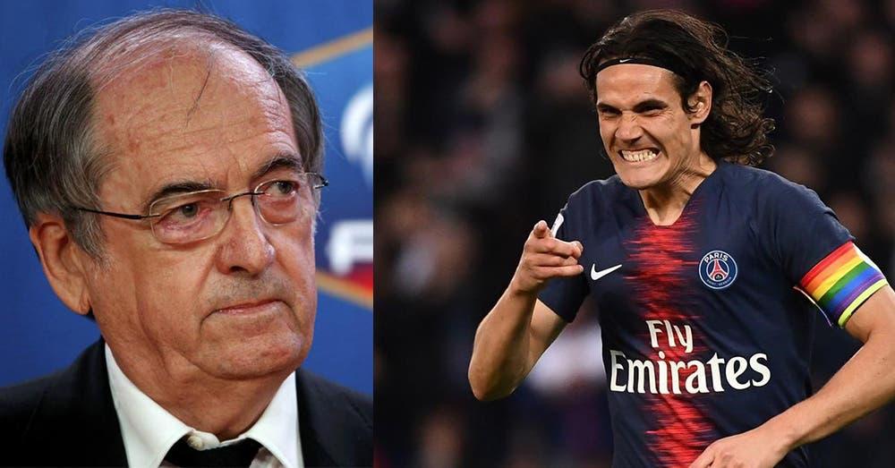Racismo y homofobia: Afición exige la salida de dirigente del Futbol Francés