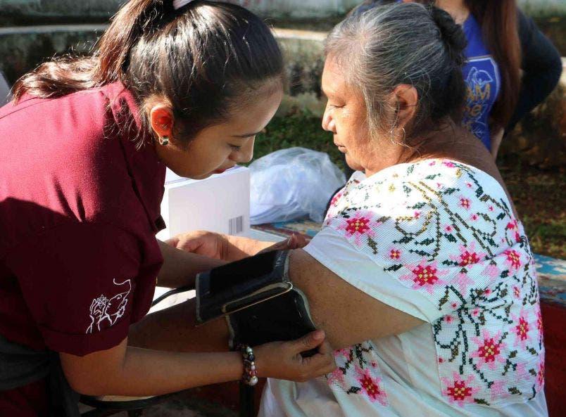 Uno de cada tres mexicanos mayores de edad padece hipertensión arterial