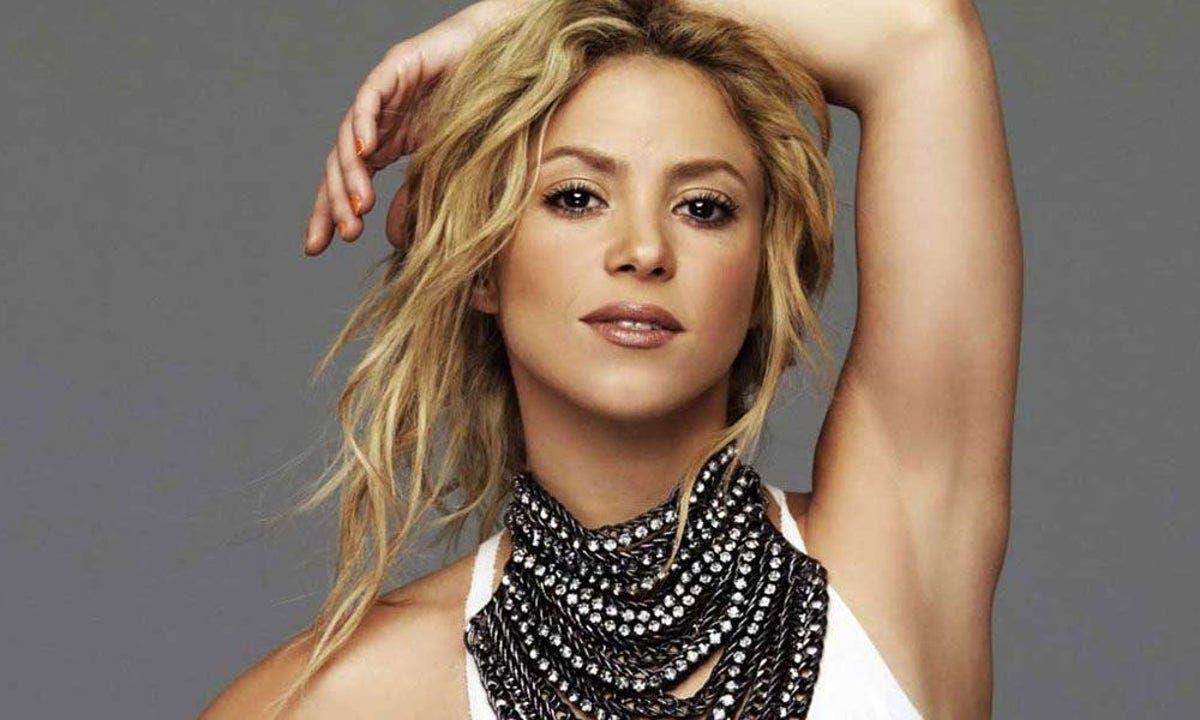 Shakira presentó el trailer de