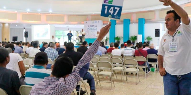 A unos días para que se lleve a cabo subasta de vehículos en Chetumal