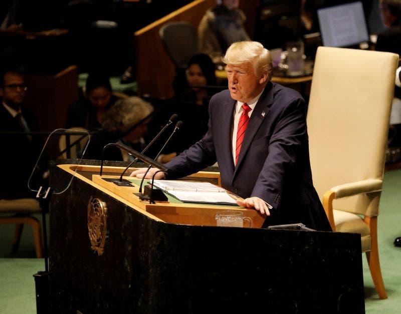 """""""México nos muestra gran respeto y yo les respeto a cambio"""": Trump"""