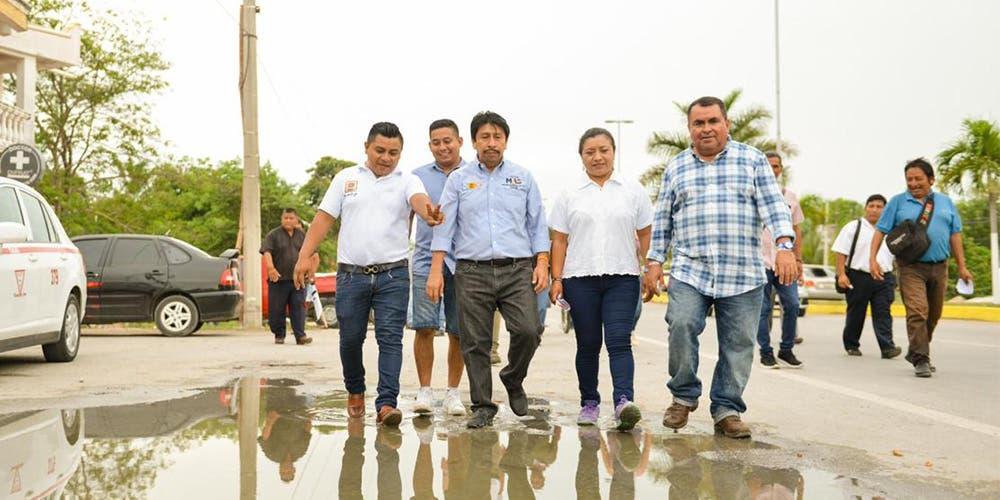 Un Año de Trabajo Intenso en Beneficio de los Tulumnenses: Víctor Mas Tah
