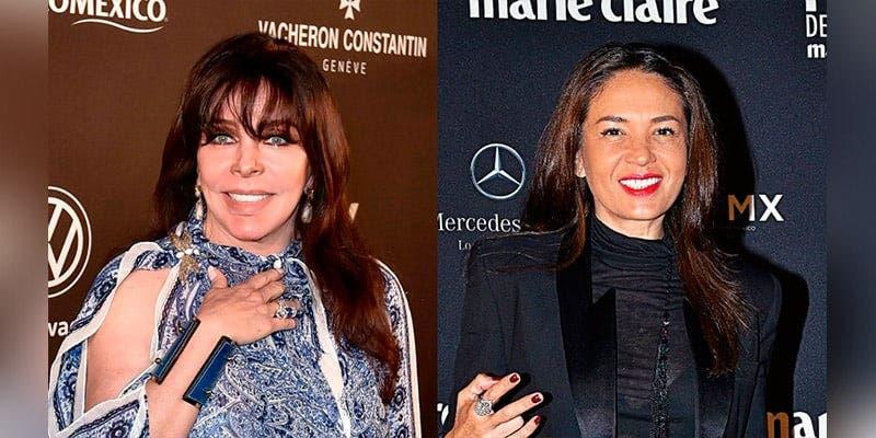 """Yolanda Andrade confirma boda con Verónica Castro: """"Que me desmienta"""""""