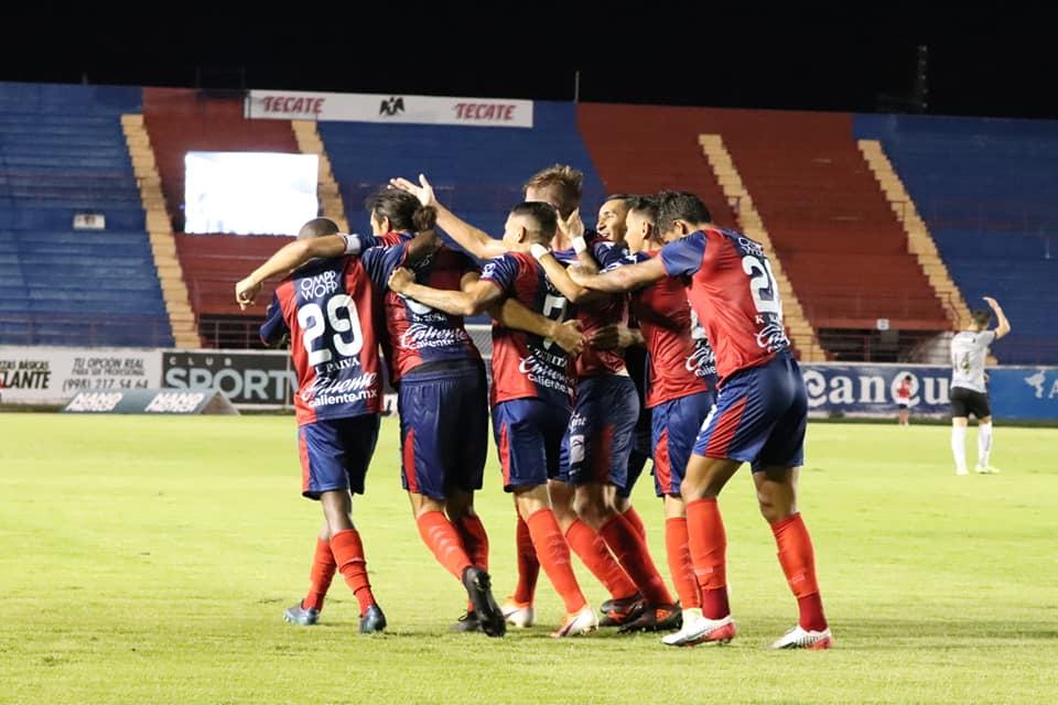 Victoria de Atlante ante Leones Negros, vencieron en 2-1