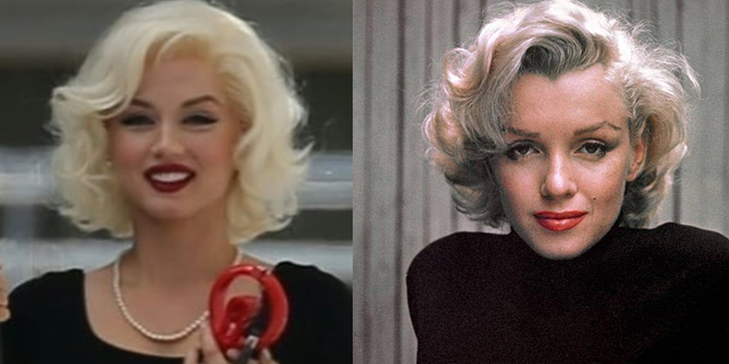 Ana de Armas dará vida a Marilyn Monroe en su película ...