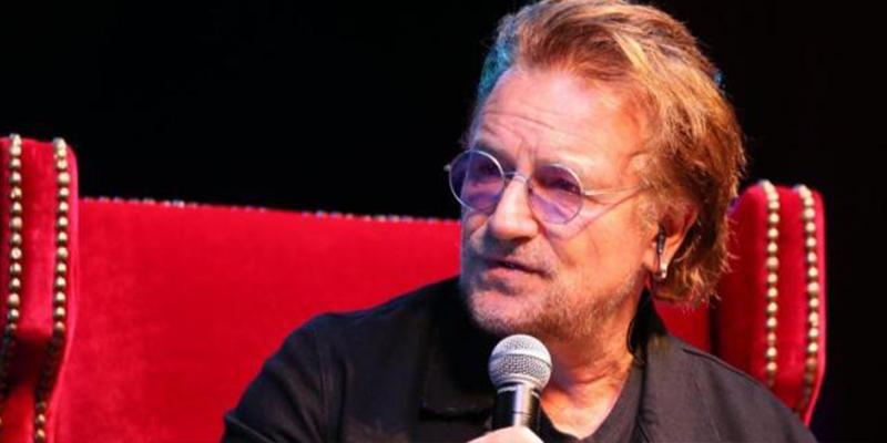Bono de U2 asegura que AMLO y los jóvenes llevarán a México al siguiente nivel