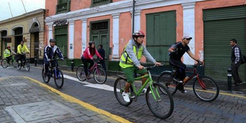 Mérida propone utilizar bicicleta en traslados cortos
