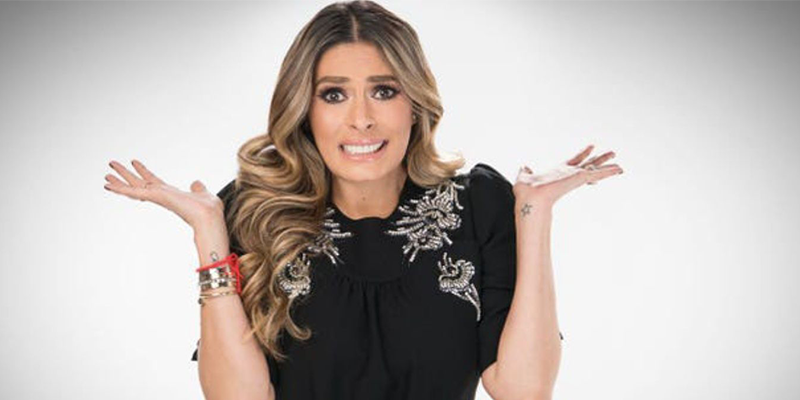 "Galilea Montijo llama ""gorda"" a Gomita en pleno programa en vivo"