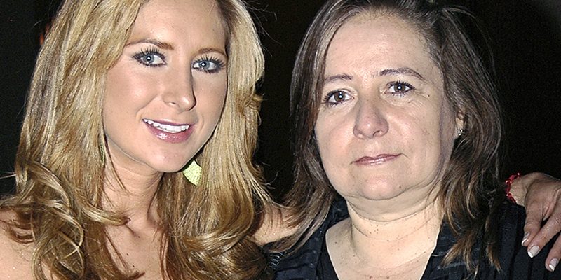 """Geraldine Bazán le dice a su mamá: """"Si te llevas te aguantas"""""""