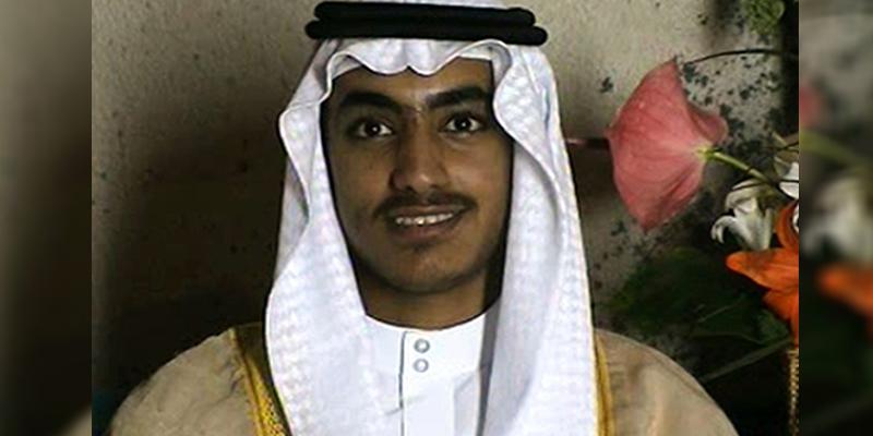 Donald Trump confirma la muerte de uno de los hijos de Osama bin Laden