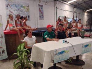 Gimnasia Olímpica, Scorpion Cancún se prepara para Copa Internacional