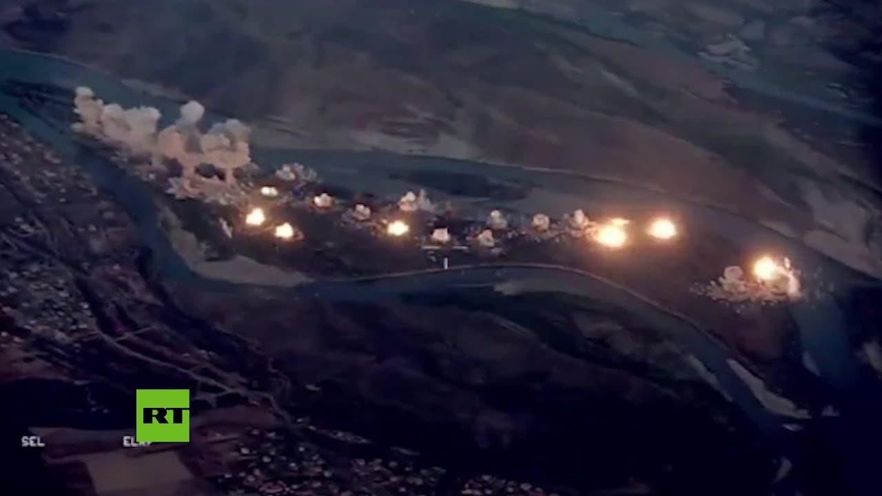 "Bombardea EU isla en Irak, ""infestada"" por Estado Islámico"