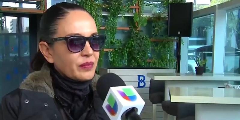 "Yolanda Andrade sobre romance con Verónica Castro: ""Hubo mucho amor"""