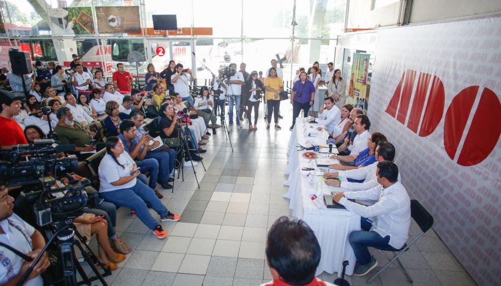 Promoverá Grupo Mobility ADO el Carnaval de Cozumel.