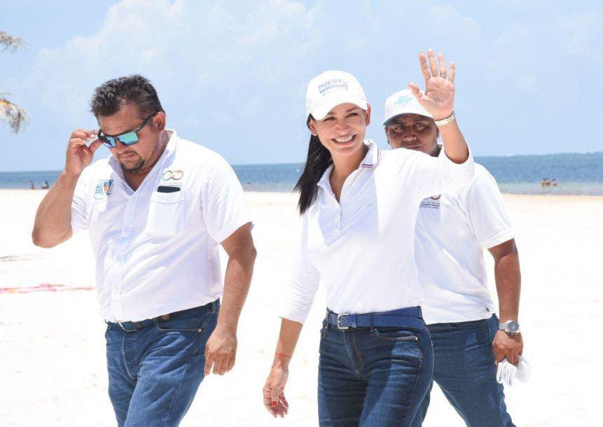 """""""Puerto Morelos registra un crecimiento ordenado y con planeación, apegado a lineamientos de sostenibilidad"""", destaca la Presidenta Municipal"""