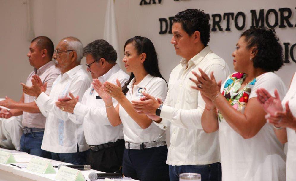 Con motivo del aniversario, el próximo lunes se llevará a cabo la IV Sesión Solemne de Cabildo en el parque principal del Casco Antiguo, declarado recinto oficial