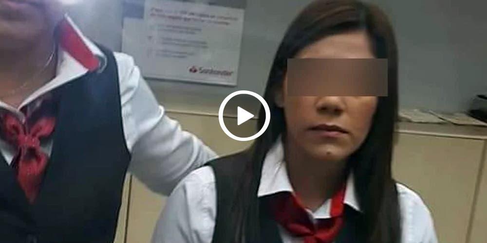 Hombre retira 76 mil pesos y sufre asalto instantáneo: asegura que las cajeras del banco son cómplices