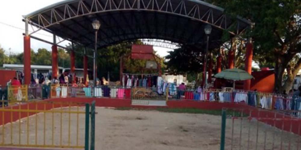 Ciudadanía denuncia que desaparecen juegos del parque