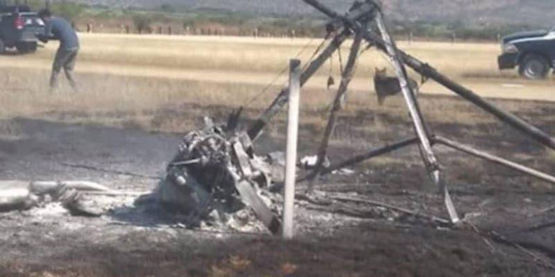 Muere edil mexiquense tras caída de una aeronave ultraligera.