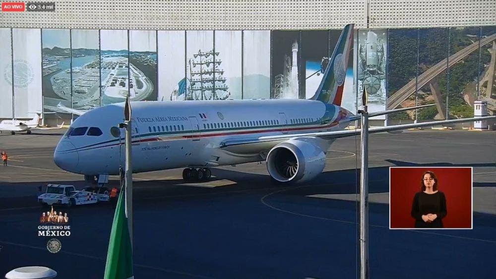 Subastarán 72 aviones de lujo; regresa el avión presidencial