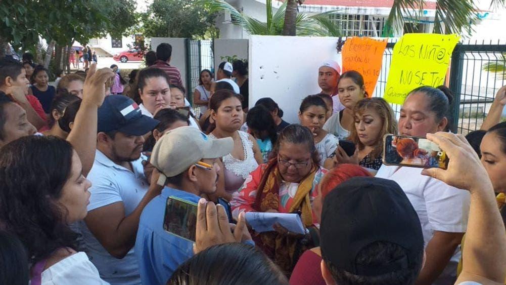 Despiden a presuntos abusadores sexuales en kínder de Cancún
