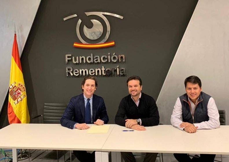 En el marco de su gira de trabajo por España, con motivo de la Fitur 2020, el Presidente Municipal de Cozumel refrenda el acuerdo de colaboración con Laureano Álvarez-Rementería, vicepresidente del organismo