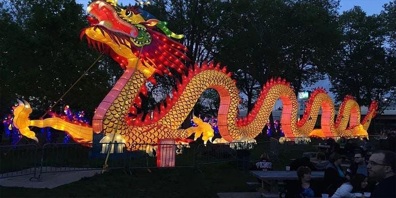 Año Nuevo Chino 2020: El festejo en la CDMX