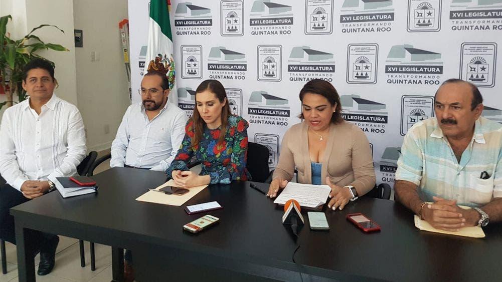 Pide Atenea Gómez se aclare uso de recursos en Isla Mujeres