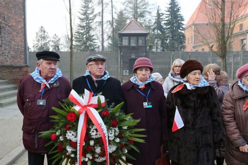 Sobrevivientes de Auschwitz piden no se olvide lo que pasó