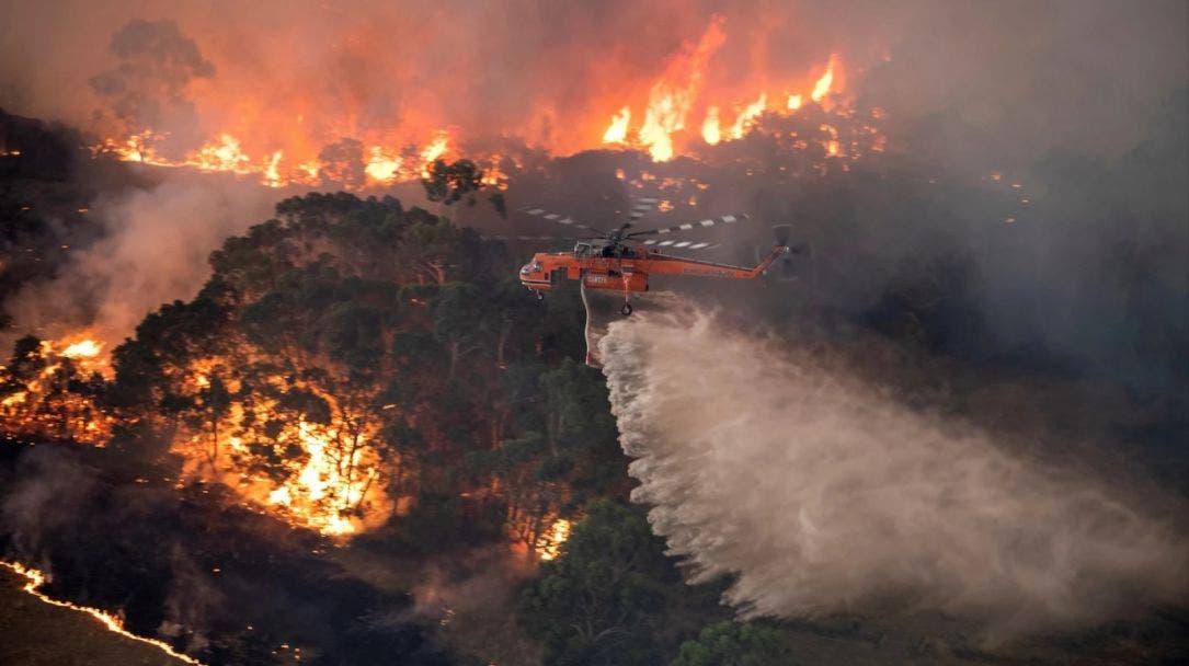 Australia extiende estado de desastre por incendios