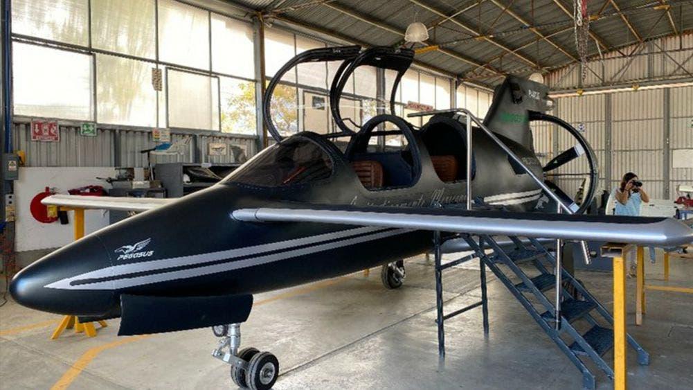 Desarrollan en Oaxaca primer avión militar con diseño mexicano